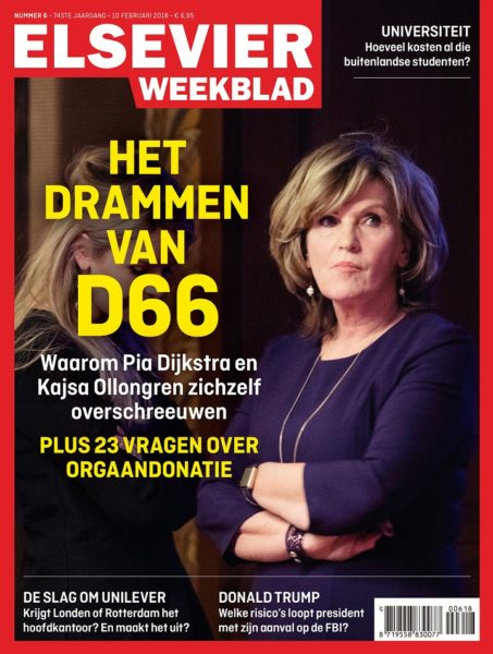 Cover Elsevier Weekblad 06