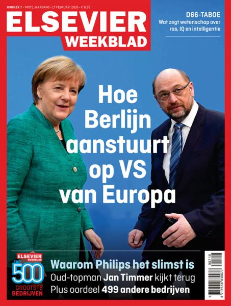 Cover Elsevier Weekblad 07