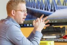 Joris van Dijk: 'Bruggen bouwen is het mooiste wat er is'