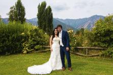 Huwelijk Ronald Rouvoet (26) en Cecilia Urzúa (26)