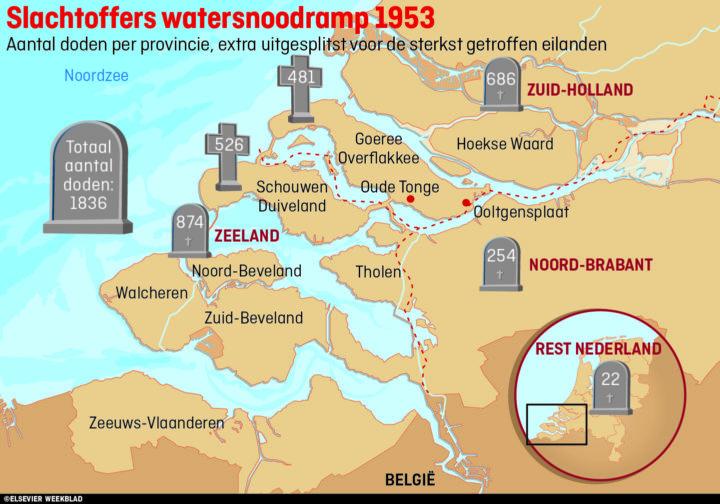De nacht van 1836 doden