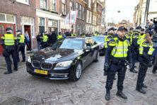 VVD'ers huilend uit elkaar