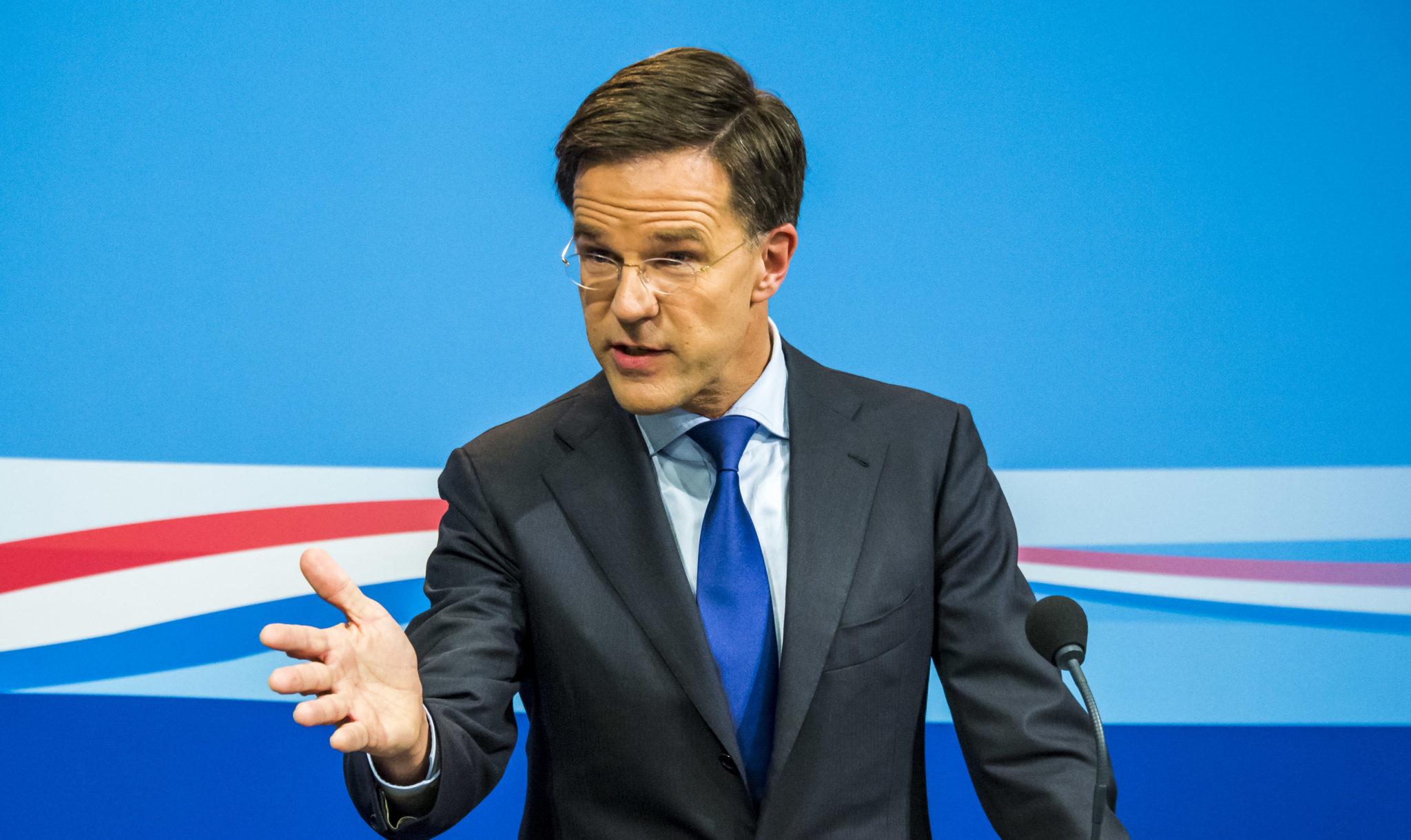 Na De Ministerraad: Rutte Wil 'klein Ego