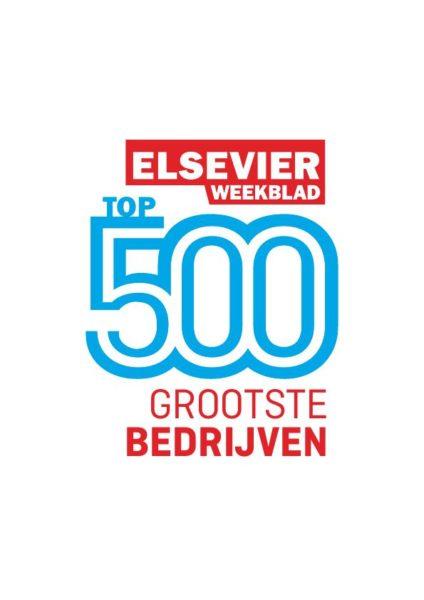 Top 500 Grootste bedrijven