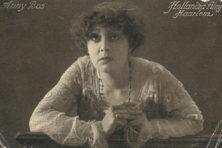 Annie Bos: de eerste filmster van Nederland