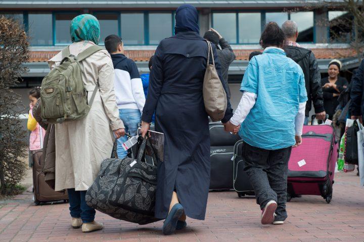 Syrische vluchtelingen