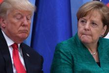 EU en Amerika op rand handelsoorlog