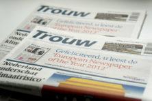 De modieuze bazuin van de linkse kerk: dagblad Trouw