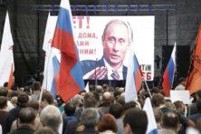 Poetins enige vijand: desinteresse