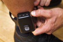 Absurd: Criminelen knippen enkelband eenvoudig door