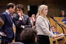 Electorale aardverschuiving op links. SP halveert ondanks nieuwe leider