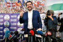 Dankzij Matteo Salvini kantelt immigratiebeleid EU