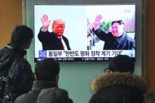 Trump verdient lof voor lef tegenover Kim