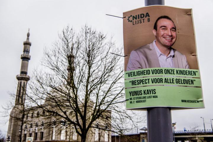 NIDA gemeenteraadsverkiezingen