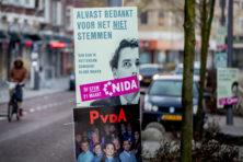 Waarom NIDA adverteert met Thierry Baudet-posters