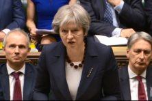 May wil Poetin temmen: dit zijn de Britse sancties