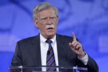 Interview: John Bolton, Trumps nieuwe adviseur