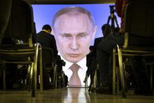 Wie zijn de sterke mannen van Poetin?