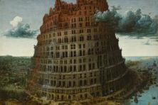 De toren van Babel blijft indrukwekkend (***)