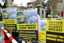 Britten voelen economische pijn van Brexit al