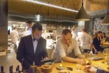 212 in Amsterdam is restaurant zonder tafels