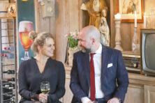 Willem Jan Beernink (52) en José van den Bighelaar (51)