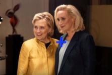 Dwepende Jinek zakt door ijs in interview met Clinton