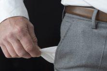 Fiscus: half miljard euro aan belasting oninbaar