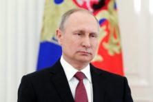 Voor Poetin is de Koude Oorlog nog springlevend