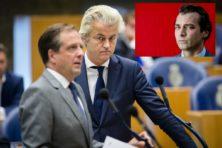Pechtold denkt als ayatollah: Wilders als kleine, Baudet als grote satan