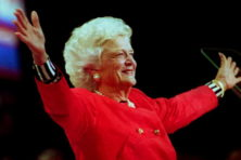 De oma van Amerika: Barbara Bush (1925-2018)