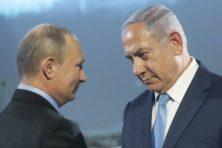 Europese Unie drijft Israël (70) in handen Poetin