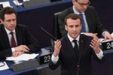 Macrons woorden hebben maar één doel: meer geld naar Parijs