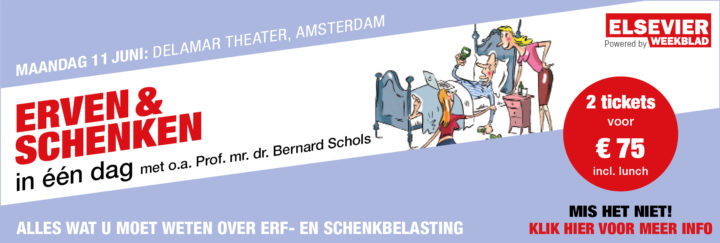 Erven & Schenken in één dag | Powered by Elsevier Weekblad