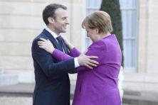 Duits-Franse tango achter de schermen