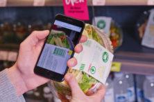 Afrekenen in de supermarkt met een app