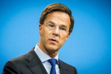 Na de ministerraad: Rutte gaat vrolijk verder