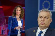 Nu in het theater: GroenLinks en D66 versus Viktor Orbán