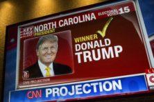 De journalistiek gaat ten onder aan Trump-fobie