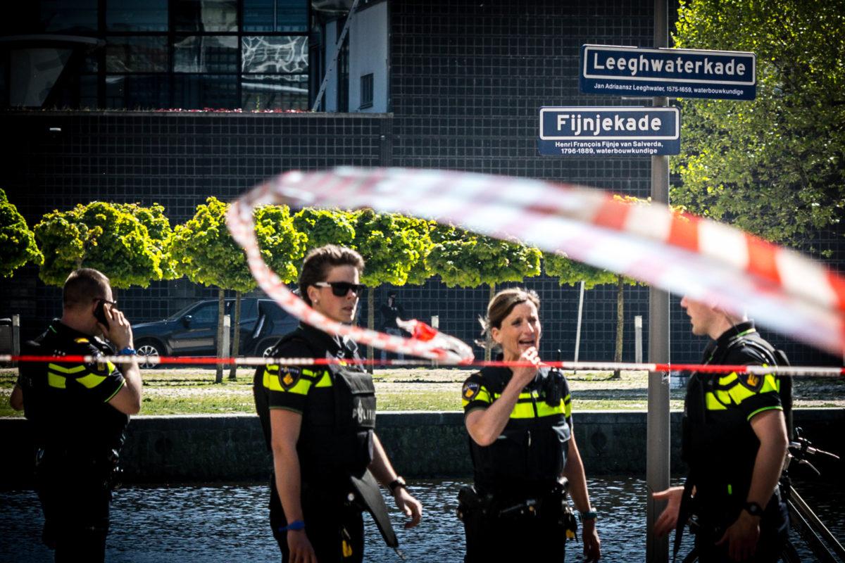 Steekpartij Den Haag
