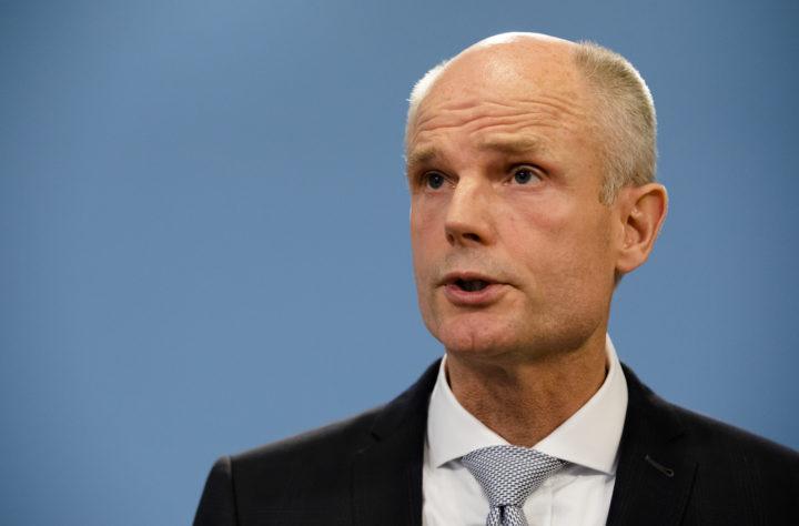 De Nederlandse minister Stef Blok MH17