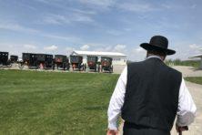 Tevreden met paard en wagen. Op bezoek bij de Amish