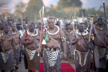 Koning Mswati III wijzigt naam van een van de armste landen ter wereld