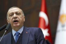 Turken de mond snoeren is zwaktebod