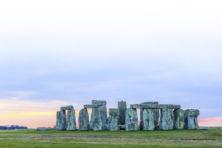 Stonehenge: afkomstig van ouder monument elders