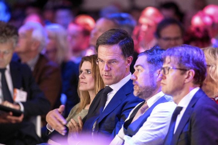 VVD bijeen op congres