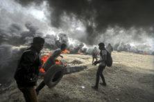 Gaza-mars wordt door Israël gezien als invasie