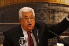 Hèhè, eindelijk: EU veroordeelt Abbas