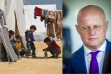 IS-kinderen: Grapperhaus kan of wil probleem niet begrijpen