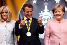 Ook prijsdier Macron zal groeiende euroscepsis niet keren